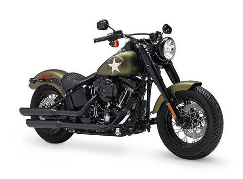 2016 Harley Raffle