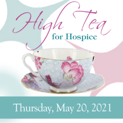 High Tea for Hospice - Waiting List Only!