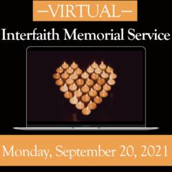 Interfaith Virtual Memorial Service