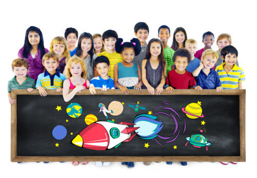 Outer Space - Kids Summer Session