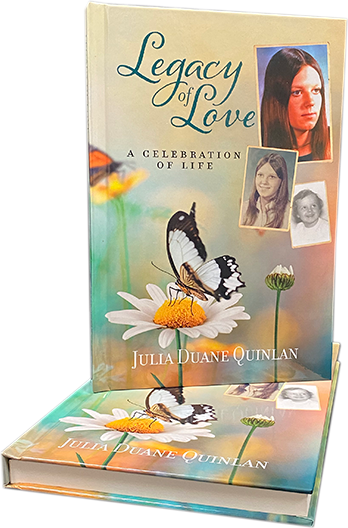 Legacy of Love - Order Your Copy