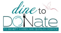 Dine to Donate 2018