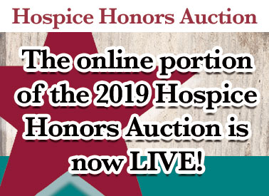 Hospice Honors Auction