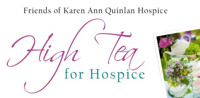 High Tea for Hospice 2019