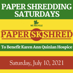 SK Paper Shred Events - 07/10/2021