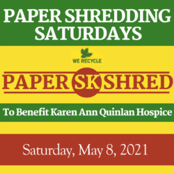 SK Paper Shred Events - 05/08/2021