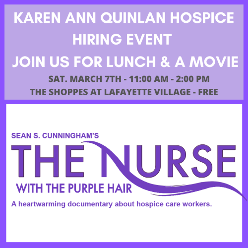 RN - Lunch & Movie Hiring Event