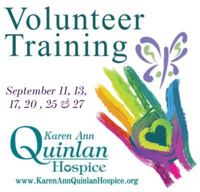 Volunteer Training - Sussex County