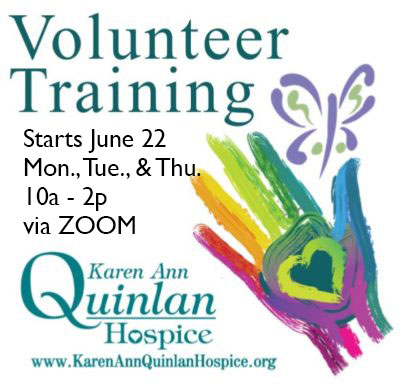 Become a Hospice Volunteer - Online Course