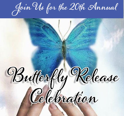 ONLINE Butterfly Release Celebration June 13 & 14
