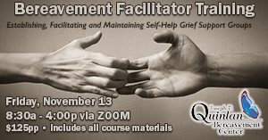 Bereavement Facilitator Training
