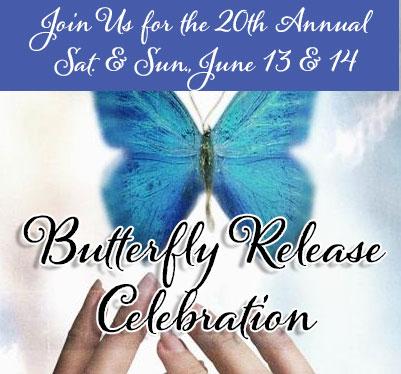 Butterfly Release Celebration