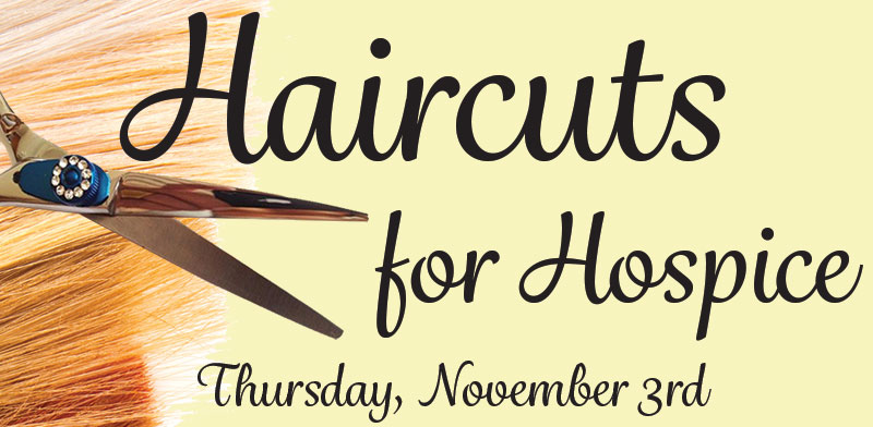 2016 Haircuts for Hospice
