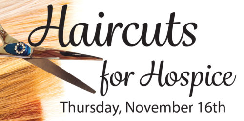 2017 Haircuts for Hospice