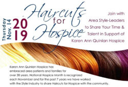 Haircuts for Hospice 2019