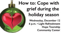 How to: Cope with grief during the holidays - Hope