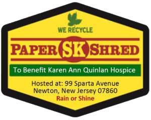 SK Paper Shred Events - 03/13/21