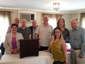 Members of Hampton Rotary Club