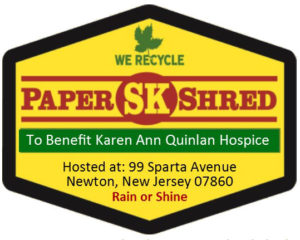 SK Paper Shred Events - 3/14/20