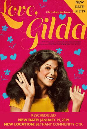 Love, Gilda - Rescheduled Screening