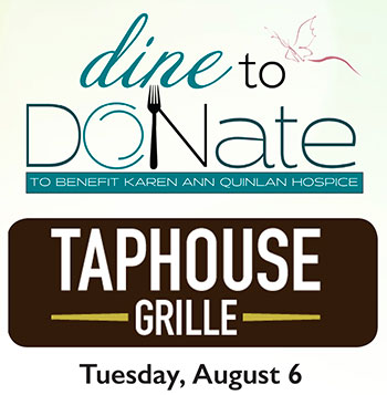 Dine-to-Donate • Taphouse Grille