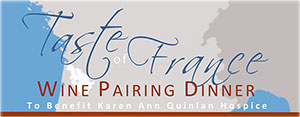 Taste of France Wine Pairing Dinner
