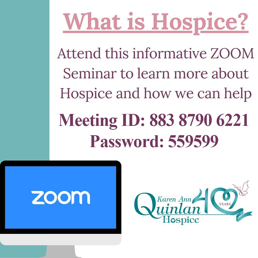 Seminar - What is Hospice?